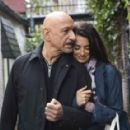 Ben Kingsley as David Kepesh and Penelope Cruz as Consuela Castillo in ELEGY