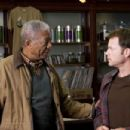 (L to R) MORGAN FREEMAN stars as Harry Stevenson and GREG KINNEAR stars as Bradley Smith in the romantic comedy FEAST OF LOVE, directed by Robert Benton, distributed by Metro-Goldwyn-Mayer Distribution Co., A Division of Metro-Goldwyn-Mayer Studios Inc. P