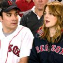 Drew Barrymore as Lindsay Meeks in 20th Century Fox' comedy/romance Fever Pitch - 2005