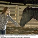 Katy (Alison Lohman) becomes enamored with a wild mustang named Flicka she had found in the mountain woods. Photo Credit: Merrick Morton. © 2006 Twentieth Century Fox.
