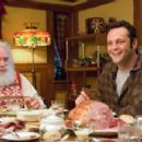 """PAUL GIAMATTI stars as Nick """"Santa"""" Claus and VINCE VAUGHN stars as Fred Claus in Warner Bros. Pictures' holiday comedy """"Fred Claus,"""" distributed by Warner Bros. Pictures. Photo by Jaap Buitendijk"""
