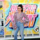 Lea Michele – 'Versus' Premiere Event in Santa Monica - 454 x 285