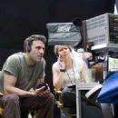 Director Ben Affleck on set of GONE BABY GONE. Photo credit: Claire Folger/Courtesy of Miramax Films.
