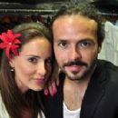 Jose Maria Torre and Christina Lima - 290 x 225