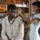 Gary Clark Jr. and Yaya DaCosta in Honeydripper.