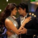 Priyanka Chopra and Shahrukh Khan
