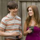 Jorma Taccone as Kevin Powell and Isla Fisher as Denise in Paramount Pictures' Hot Rod - 2007. Credits by James Dittiger. (C) 2006 Paramount Pictures. All rights reserved.