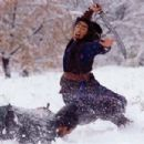 Takeshi Kaneshiro as Jin in Sony Pictures Classics' action adventure movie House of Flying Daggers - 2004 - 454 x 302