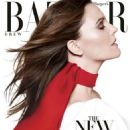 Drew Barrymore - Harper's Bazaar Magazine Pictorial [United States] (March 2013)