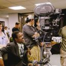 Director Chris Rock on the set of I THINK I LOVE MY WIFE. Photo Credit: Phil Caruso