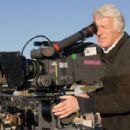 "Director of Photography Roger Deakins on the set of director Paul Haggis' ""In the Valley of Elah,"" a Warner Independent Pictures release.  Photo Credit: Lorey Sebastian © 2007  © Elah Finance V.O.F."
