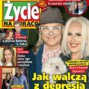 Kora Jackowska - Zycie na goraco Magazine Cover [Poland] (15 October 2015)