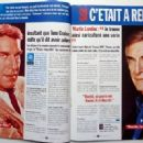 Martin Landau - Entrevue Magazine Pictorial [France] (December 1996) - 454 x 330