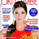 Paulina Vega - Ok! Caribe Magazine Cover [Colombia] (February 2015)