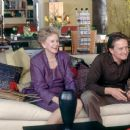 Real-life mother and son Diana Douglas and Michael Douglas star as mother and son Evelyn and Alex Gromberg