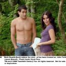 Beth (Sophia Bush) enjoys the view...of her bare-chested ex, John Tucker (Jesse Metcalfe). Photo credit: Diyah Pera TM and © 2006 Twentieth Century Fox. All rights reserved.
