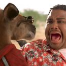 Kangaroo Jack and Anthony Anderson in Castle Rock Entertainment's family action adventure comedy, 'Kangaroo Jack,' distributed by Warner Bros. Pictures.