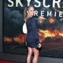 Marley Flynn – 'Skyscraper' Premiere in New York City - 454 x 612