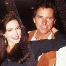 Hunter Tylo and Peter Brown