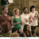 L-R: Greg Kinnear, Toni Collette, Steve Carell and Paul Dano in LITTLE MISS SUNSHINE. Photo Credit: Eric Lee