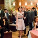 In Columbia Pictures' Made of Honor, when Hannah (Michelle Monaghan, center front) gets engaged to Colin (Kevin McKidd, center rear) she asks her best friend, Tom, to be her maid of honor. Tom accepts - but only so he can woo the bride-to-be and attem