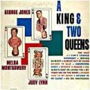 George Jones - A King & Two Queens