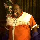 Cedric the Entertainer in an action/comedy movie Man of the House.