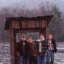 Chad Lindberg, Chris Owen, William Lee Scott and Jake Gyllenhaal in Universal's October Sky - 1999 - 259 x 344