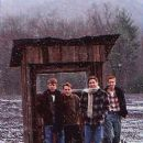 Chad Lindberg, Chris Owen, William Lee Scott and Jake Gyllenhaal in Universal's October Sky - 1999