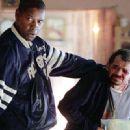 Denzel Washington as Creasy in Man on Fire - 2004