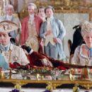 Jason Schwartzman star as Louis XVI and Kirsten Dunst as Marie-Antoinette in Columbia Pictures and Sony Pictures Entertainment 'Marie Antoinette' 2006
