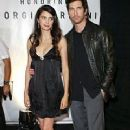 Dylan McDermott and Shiva Rose
