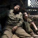OMAR BENSON MILLER (left), MATTEO SCIABORDI (right). Photo: David Lee. ©2008 Buffalo Soldiers In Italy, LLC - ON My Own Produzioni Cinematografiche S.R.L.
