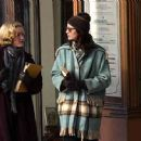 Julia Roberts stars as Katherine Watson and Julia Stiles stars as Joan Brandwyn in Mona Lisa Smile - 2003