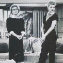 Doris Singleton With Lucille Ball - 250 x 274