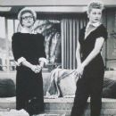 Doris Singleton With Lucille Ball