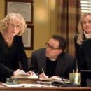 Left to right: HELEN MIRREN, NICOLAS CAGE, DIANE KRUGER in National Treasure: Book of Secrets'. Photo credit: Robert Zuckerman. © Disney Enterprises, Inc. and Jerry Bruckheimer, Inc. All rights reserved.