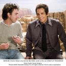 Director Shawn Levy and star Ben Stiller confer on the set of NIGHT AT THE MUSEUM. Photo credit: Doane Gregory