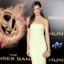 "Odette Yustman: ""The Hunger Games"" hit the red carpet"