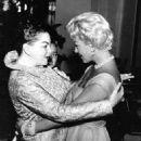 Lana Turner with Judy Garland