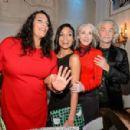 Rosario Dawson Lambertz Monday Night Chocolate Fashion Party In Cologne