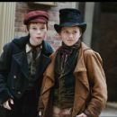 Lewis Chase stars in Sony Pictures' drama/family 'Oliver Twist,' also starring Barney Clark. - 454 x 301