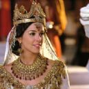 Tiffany Dupont star as Queen Esther in One Night with the King - 2006.