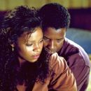 Sanaa Lathan and Denzel Washington in MGM's Out Of Time - 2003