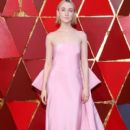 Saoirse Ronan At The 90th Annual Academy Awards - Arrivals (2018) - 400 x 600