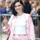 Jessie J at Good Morning America in New York - 454 x 634