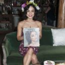 Vanessa Hudgens Social Life Magazine Party In Nyc