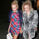 Pixie Lott leaving the Mahiki Nightclub in London December 22, 2014 - 454 x 703