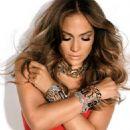 Jennifer Lopez Glamour Russia February 2012