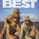 Billy Gibbons, Dusty Hill, Frank Beard - BEST Magazine Cover [France] (October 1985)